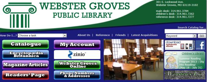 WGPL Homepage
